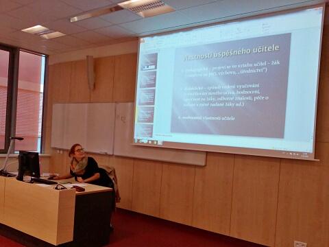 DPS Doplňující pedagogické studium pro posluchače prezenčního studia FEKT a FIT VUT v Brně