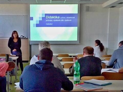 DPS Pro učitele praktického vyučování a odborného výcviku