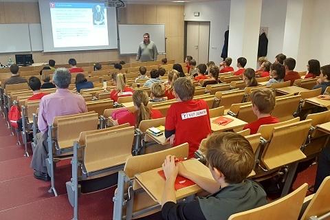 Populárně-naučné přednášky
