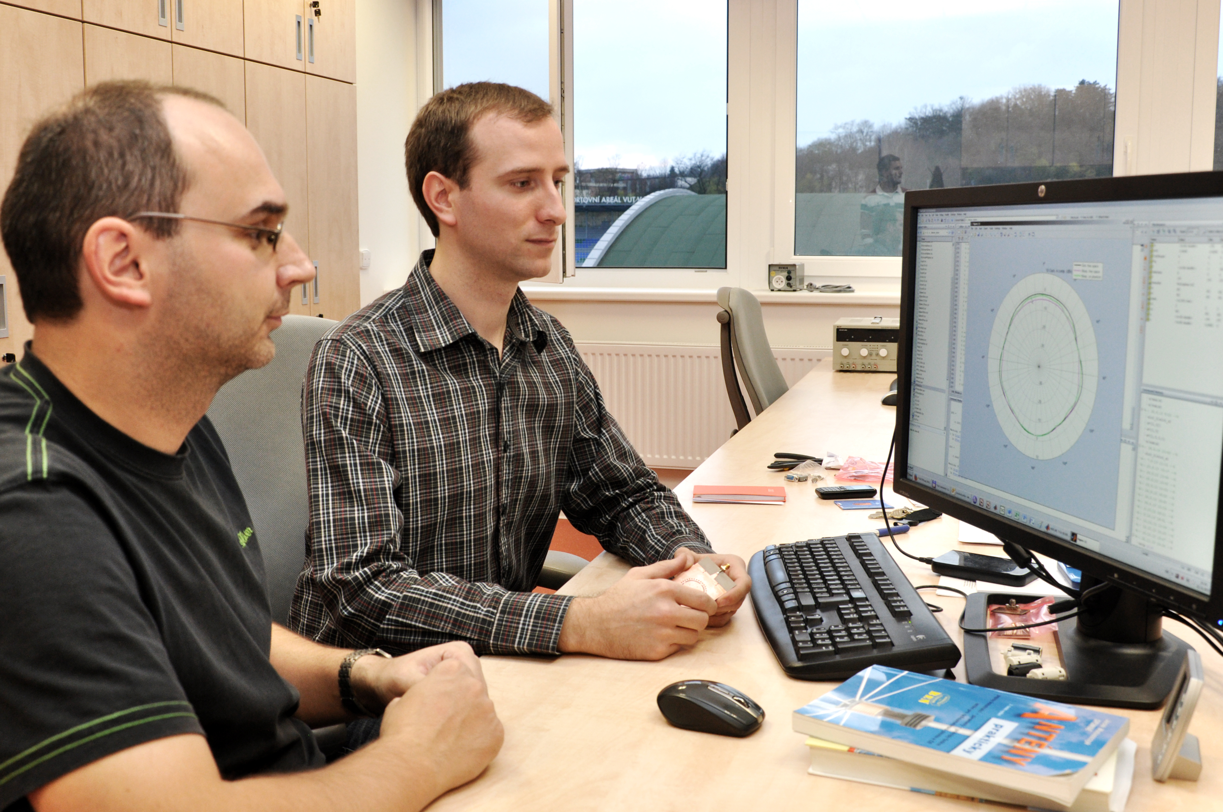 Výzkumná skupina aplikovaného elektromagnetismu - Modelování - aplikovaný elektromagnetismus