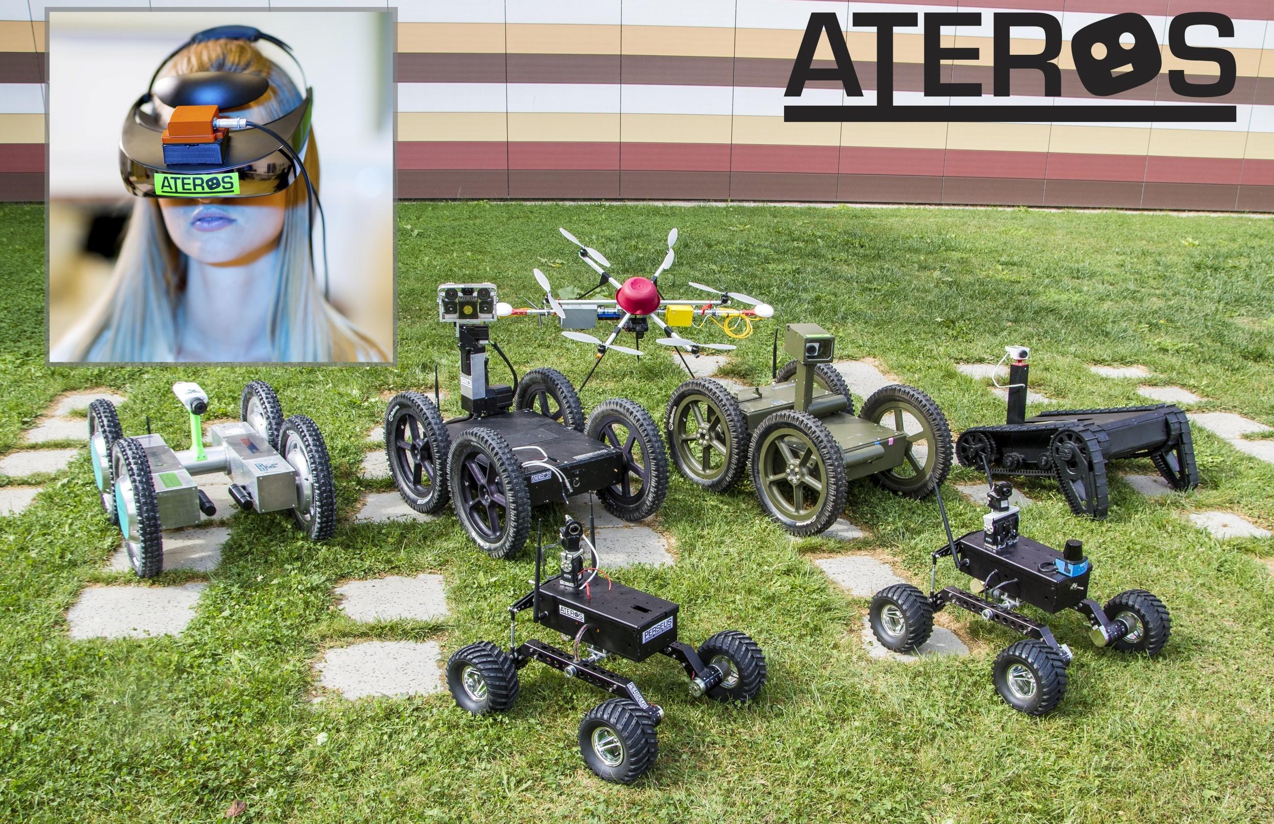 Skupina robotiky a umělé inteligence