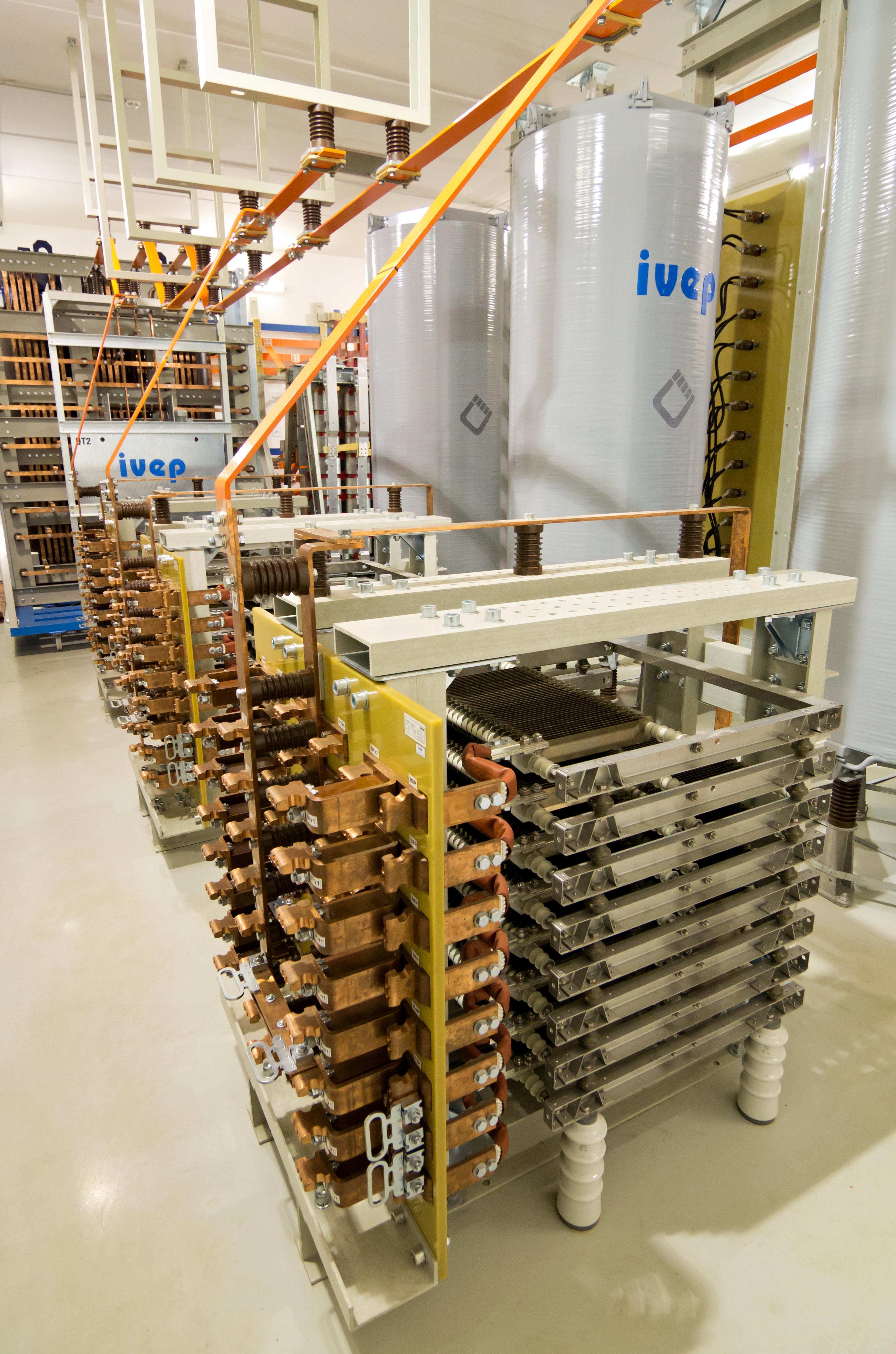 Laboratoř elektrických přístrojů - Laboratoř elektrických přístrojů